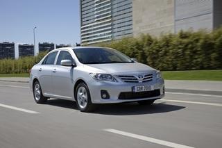 Toyota Corolla - Comeback als Limousine