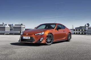Toyota GT86 - Sportprogramm für den Sportwagen