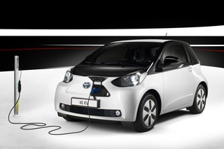 Toyota iQ-EV - Stromverbrauch gesenkt