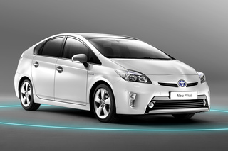 Toyota Prius - Frühjahrsputz beim Hybridpionier