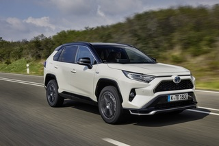 Test: Toyota RAV4 Plug-in-Hybrid - Der bessere Benziner