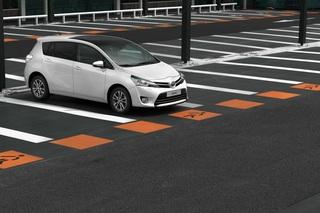 Toyota Verso - Optik nach neuem Vorbild