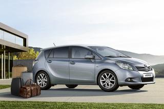 Toyota Verso Travel - Sondermodell nicht nur für die Reise