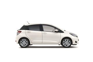 Toyota Yaris Edition - Mehr Chic für die Benziner
