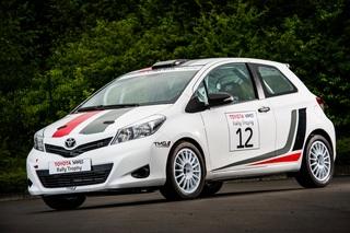 Toyota Yaris im Motorsport - Kleinwagen auf Rallye