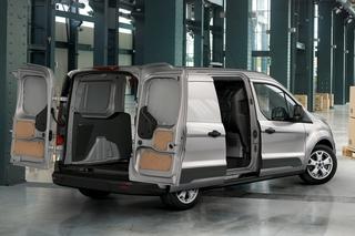 Ford Transit Connect - Mehr Platz – auch für ungewöhnliche Lösungen...