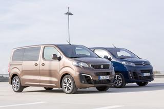 Fahrbericht: Citroen Spacetourer und Peugeot Traveller - Willkommen...