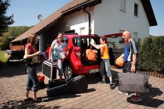 Tipp: Urlaubsgepäck  - Richtig sichern