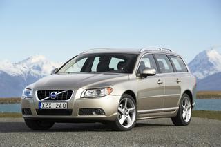 Volvo: Verbrauch der V70 und S80 Drive-Varianten gesenkt
