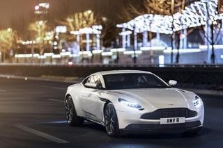 Neues von Aston Martin   - DB11 mit V8 und Vulcan AMR Pro