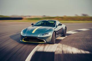 Aston Martin Vantage AMR - Knusperleicht und hangeschaltet