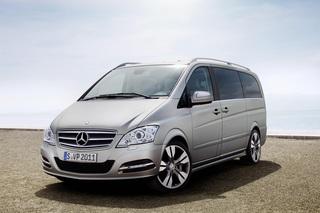 Mercedes Viano Vision Pearl - Kleinbus im S-Klasse-Stil