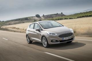 Ford Fiesta Vignale - Saubere Sache