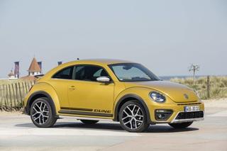 VW Beetle Dune - Krabbler im Crossover-Look (Kurzfassung)