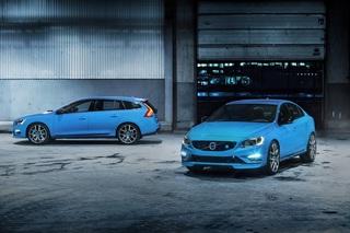 Volvo S60 und V60 Polestar - Schweden rüstet auf