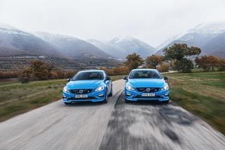 Fahrbericht: Polestar verpasst Volvo S60 und V60 eine Kraftkur - Sc...