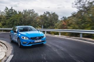 Polestar verpasst Volvo S60 und V60 eine Kraftkur - Von wegen brav ...