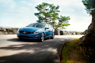 Volvo V60 Plug-in-Hybrid - Nun auch im Dynamik-Look