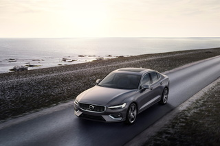 Fahrbericht: Volvo S60 T8 - Plug-in statt Diesel
