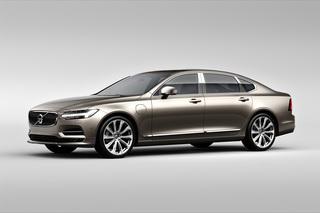 Volvo S90 Excellence - Konkurrenz für die S-Klasse