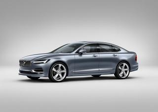 Volvo S90 Designpakete - Optisch mehr Dynamik