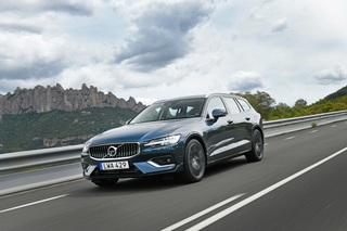 Test: Volvo V60 T6  - Entdecke die Möglichkeiten
