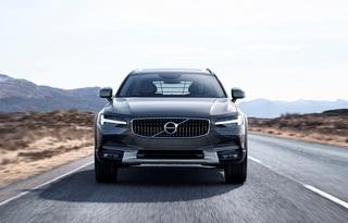 Test: Volvo V90 Cross Country T6 AWD - Der Autobahnkurier für Walde...