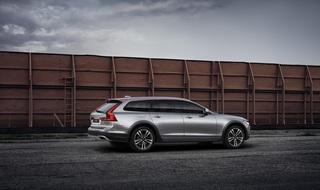 Volvo V90 Cross Country  - Mehr Druck mit Polestar