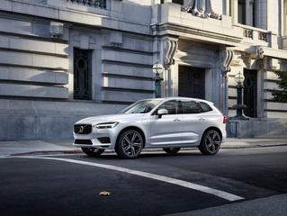 Volvo XC60 - Mit feinem Design in große Fußstapfen