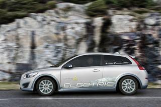 Volvo C30 Electric - Elektrische Kleinserie zum Premiumpreis (Vorab...