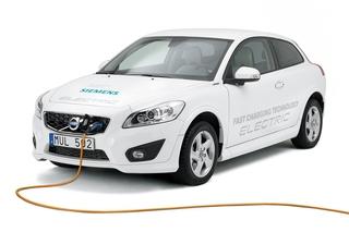 Volvo C30 Electric - Schneller laden, schneller fahren