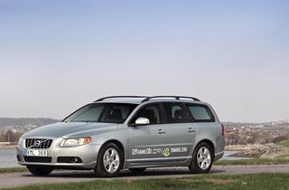 Volvo V70 1.6 D erreicht fünf Sterne bei ADAC-Umwelt-Test