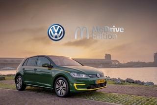 VW Golf McDrive Edition - Fastfood-Stromer für den guten Zweck