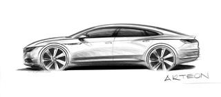 VW Arteon - Die Kunst des Kaschierens