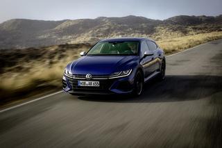 Test: VW Arteon R Shooting Brake - Schnelle Schönheit