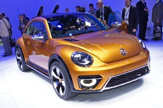 VW Beetle Dune - Höher krabbeln