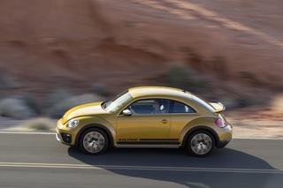 VW Beetle Dune - Der Käfer für den Strand  (Vorabbericht)