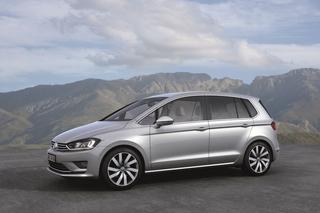 VW Golf Sportsvan - Kleiner Aufschlag zum Variant