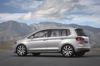 VW Golf Sportsvan -  Ein Plus an Van