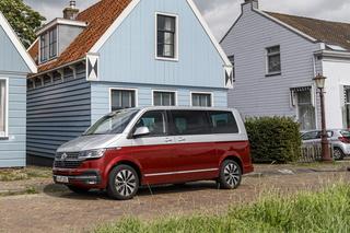 VW Multivan T6.1  - Nobelversion für Schnellentschlossene