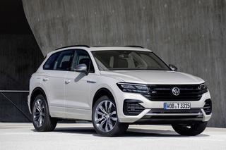 VW Touareg: Sondermodell One Million - Außen hui, innen auch