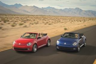VW Beetle Cabrio - Käfer für Sonnenstunden
