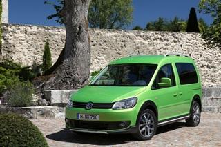 VW Caddy Cross - Für den Hauch von Abenteuer (Kurzfassung)