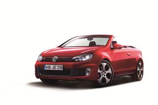 VW Golf GTI Cabrio - Oben-Ohne-Aufschlag