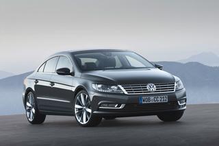 VW CC - Die edle Art, Passat zu fahren (Vorabbericht)