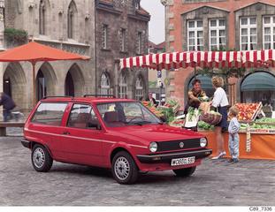 Tradition: 40 Jahre Volkswagen Polo II (Typ 86C) - Charme, Chili un...