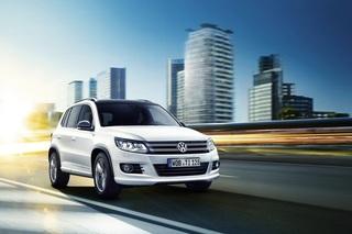 Sondermodell VW Tiguan CityScape - Offensichtlich verschönert