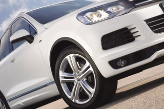 VW Touareg - Für die Optik