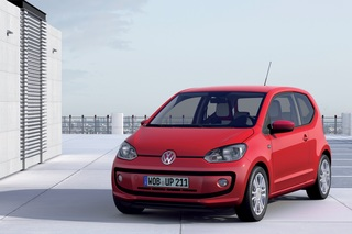 VW Up - Erster unter Gleichen (Vorabbericht)