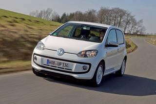 VW Up - Neues für den Stadtflitzer